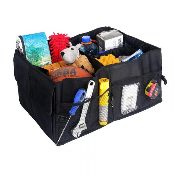 多功能汽車摺疊收納袋|後車箱收納救星 後車廂收納,收納包,筆電包,收納袋