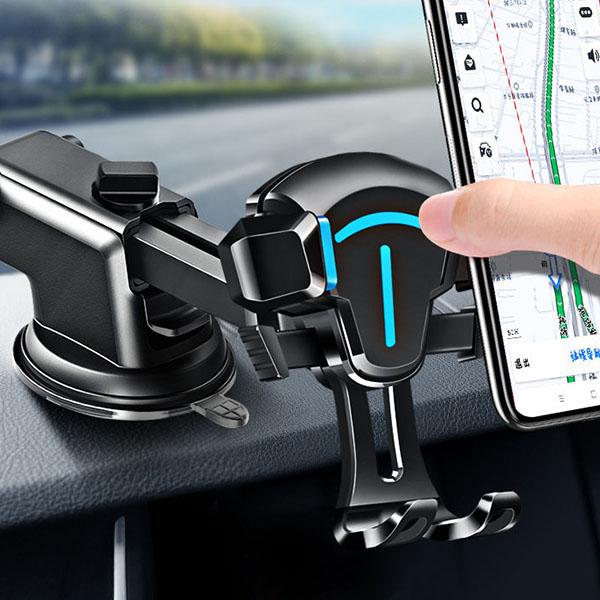 360度旋轉伸縮手機支架|車用手機支架
