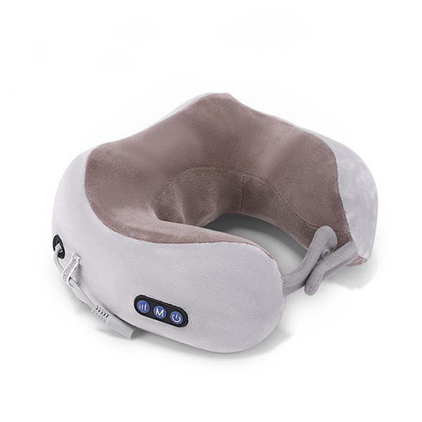 U型按摩枕(充電型按摩/頸部按摩)