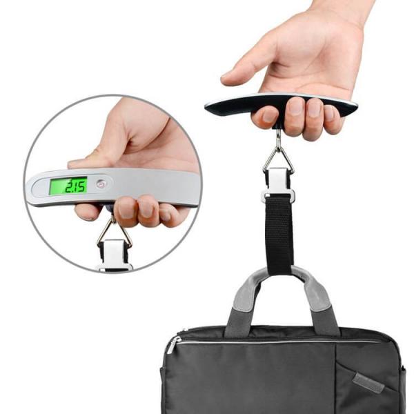 【廉航必備】小巧質感電子秤重|便攜式電子秤 電子秤,行李電子秤,行動電子秤
