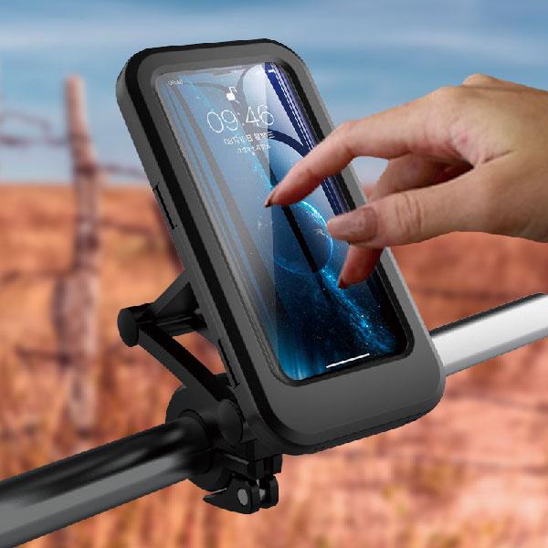 【好旅行】自行車觸控手機架