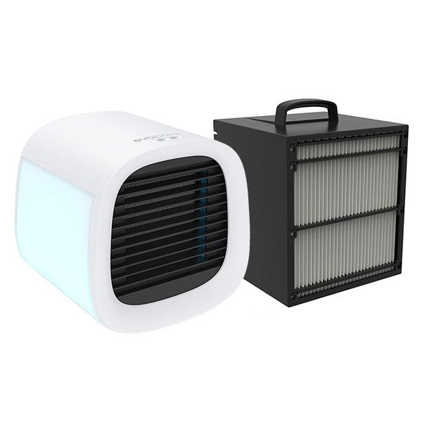 【Evapolar】第三代隨身迷你冷氣機+全新替換濾心|evaCHILL 迷你冷氣