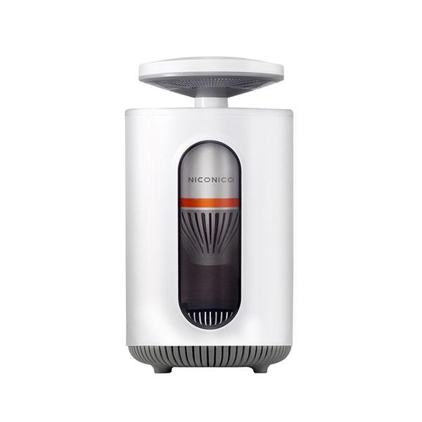 【NICONICO】強效吸入電擊式捕蚊燈 (NI-EML1001)