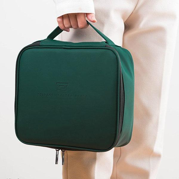 【高質感】防水韓版新款化妝包(大容量) 化妝包,韓版,防水,質感