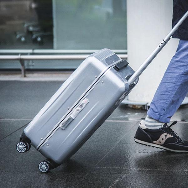 【NaSaDen納莎登】20吋鋁框海德堡行李箱 行李箱,納莎登,NaSaDen