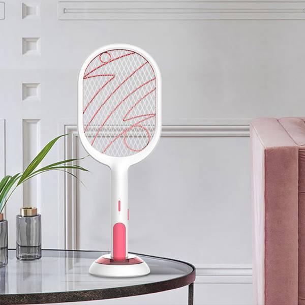 閃電滅蚊拍+滅蚊燈(兩用)