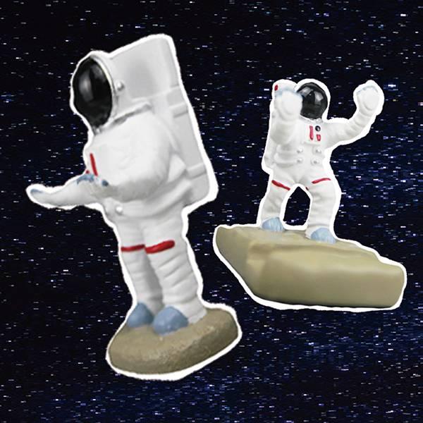 太空人家族系列-太空人推|太空人抱 創意商品,太空人,公仔
