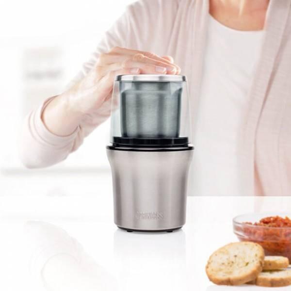 【PRINCESS 荷蘭公主】不鏽鋼咖啡磨豆機|研磨咖啡機 研磨咖啡機,磨豆咖啡機