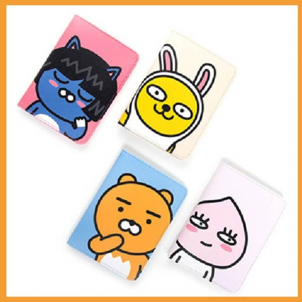 【正版韓貨】Kakao多功能簡約護照夾 旅行收納,護照套,護照夾,Kakao