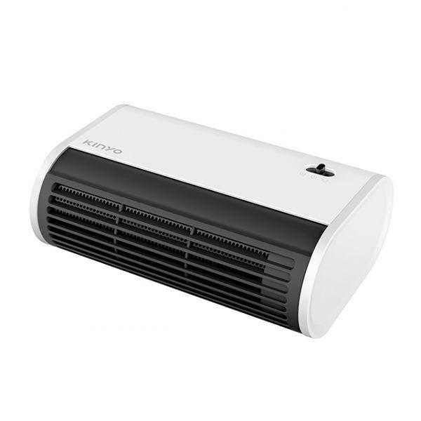 【KINYO】迷你立臥兩用電暖器 (EH-80)