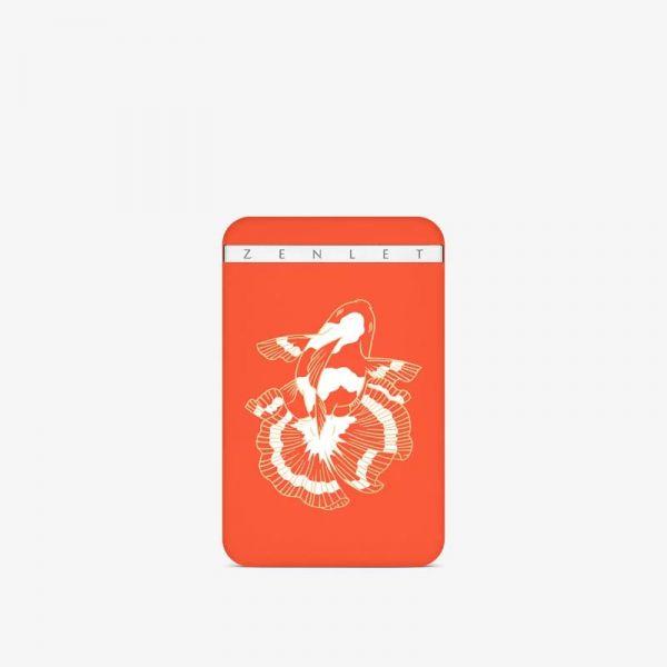 【Zenlet】行動錢包|花繁・魚盛|+RFID防盜卡