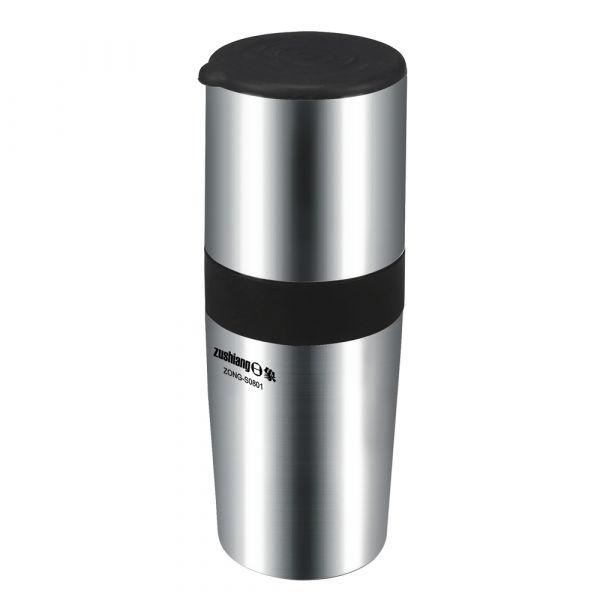 【日象】咖啡研磨隨行杯(研磨+保溫杯) ZONG-S0801