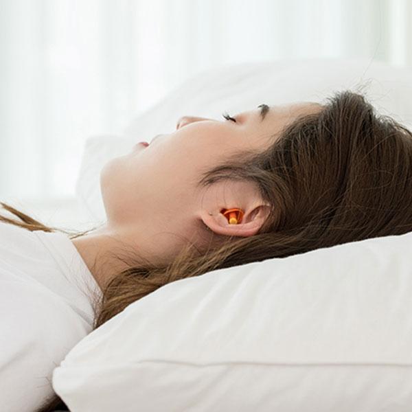 雙頻隔音降噪耳塞 (讀書/宿舍睡覺/工作) 靜音神器