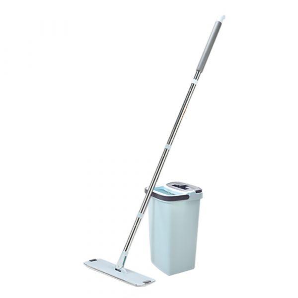 【EL伊德爾】魔刷除水拖把|刮刮樂拖把-1拖1桶3布