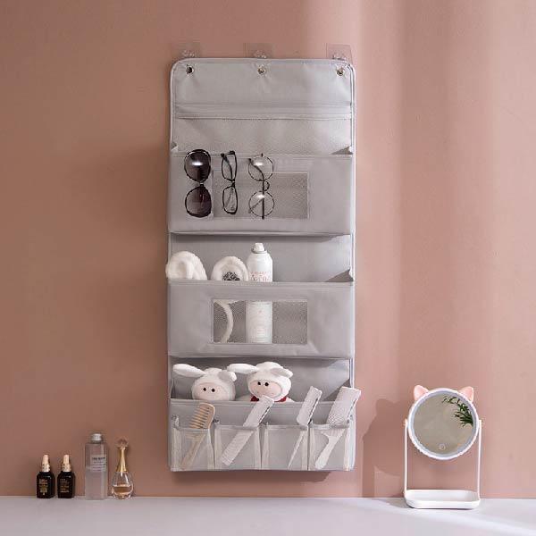 可水洗壁掛式收納袋