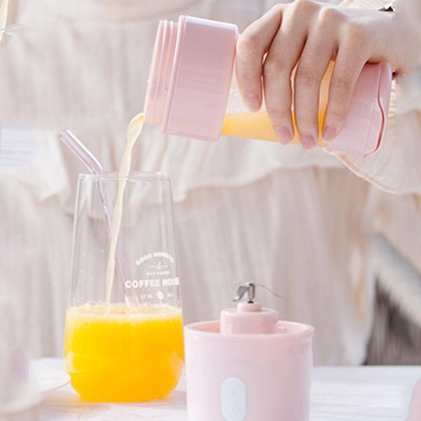 【Mini Cup】旅行摺疊果汁機