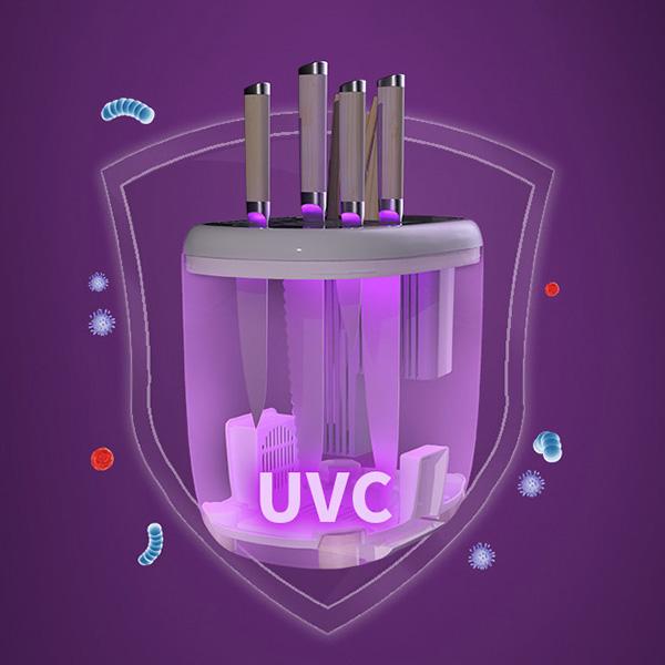 UV紫外線刀具消毒架