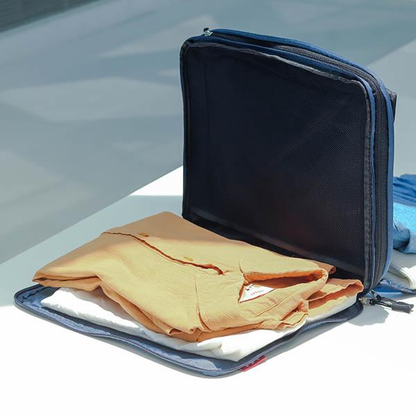 魔法收納袋|旅行壓縮袋(L) 魔法收納袋,壓縮收納袋