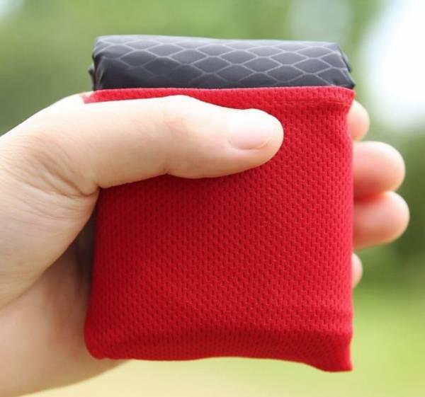 掌上型迷你小巧口袋野餐墊 (中) 野餐墊,露營墊,防水
