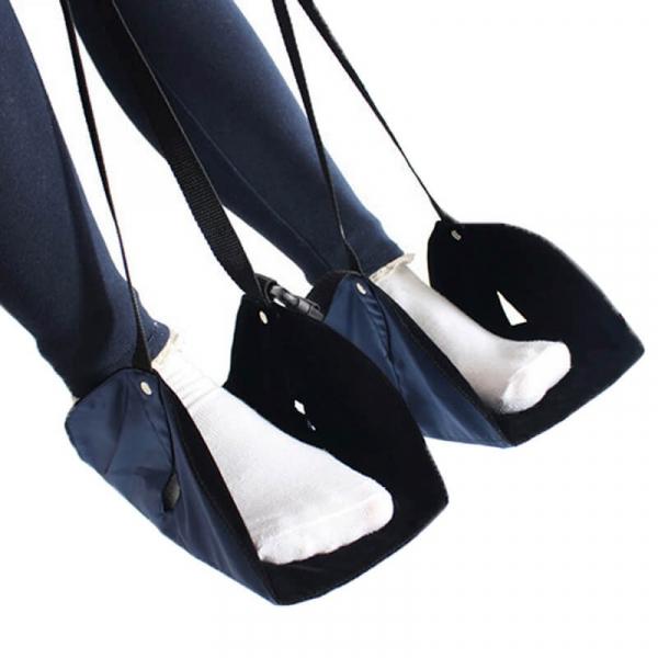 【新版】腳丫吊床|飛機腳吊床易收納 腳丫吊床,舒壓,方便