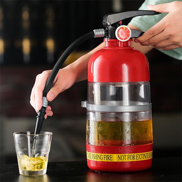 滅火器造型飲料機