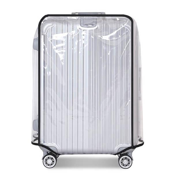 【HowTravel】透明行李箱保護套|防塵套 行李箱保護套,防塵套