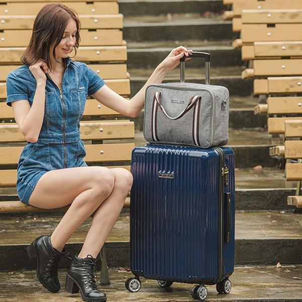 【NaSaDen納莎登】29吋新無憂行李箱 TSA海關鎖 行李箱,NaSaDen,納莎登,TSA海關鎖,輕,29吋,好推好拉