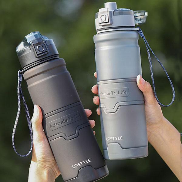 美國Tritan材質防摔運動水壺|防摔水壺 矽膠水瓶 運動水杯 健身杯 環保杯