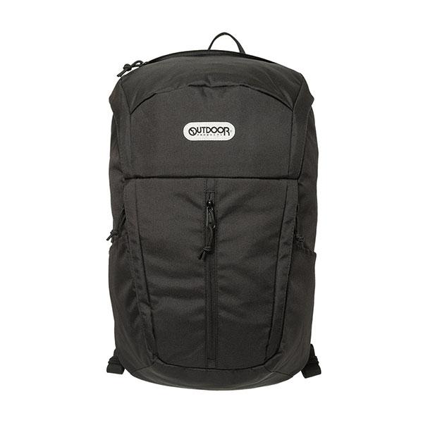 【OUTDOOR】15.6吋筆電後背包-風格前線旅行背包(黑/藍/棕/灰)