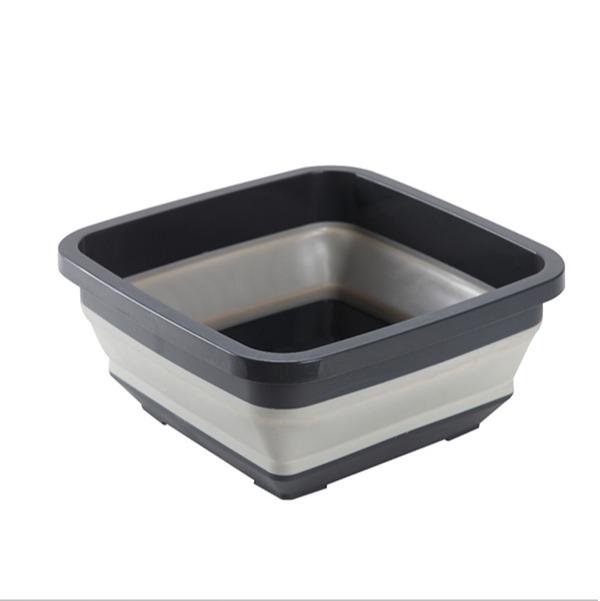 多功能摺疊收納籃|食品級PP材質 收納籃