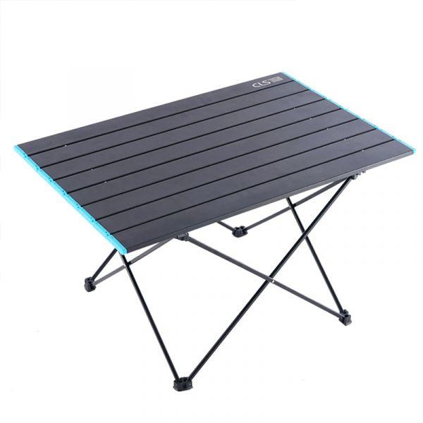 【韓國CLS】露營摺疊桌|折疊桌 露營桌 蛋捲桌(附收納袋)