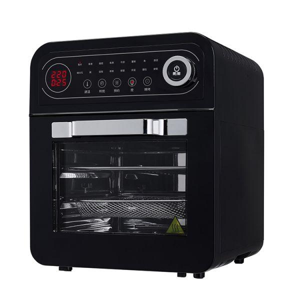 【EL伊德爾】智能型氣炸烤箱 #送天然檸檬油泡泡清潔劑|電炸鍋 電烤爐 空炸鍋 烤箱