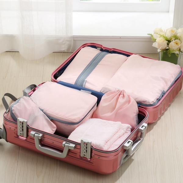 『HOW強』衣服收納壓縮袋五件組 旅行收納,衣服收納,HOW強