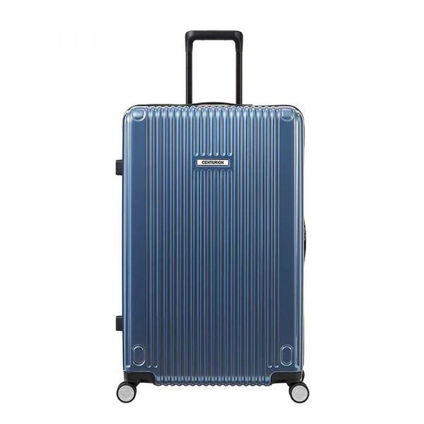 【CENTURION百夫長】拉鍊款20吋行李箱|登機箱