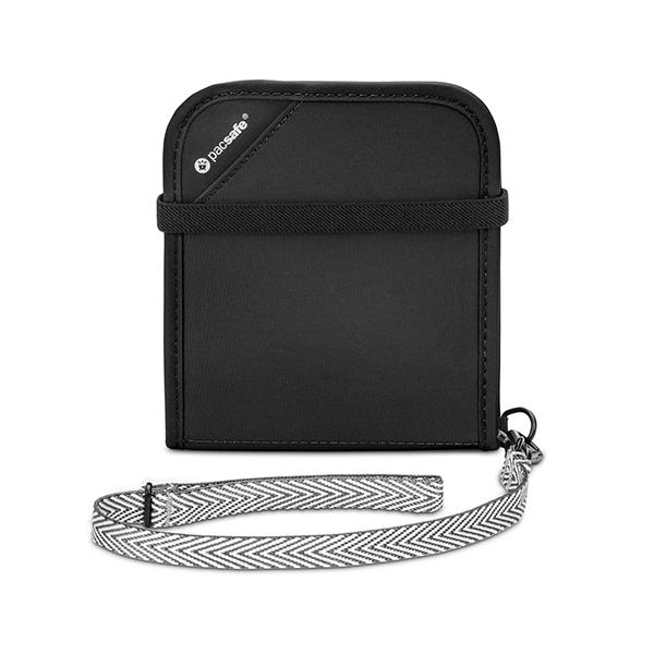 【Pacsafe】晶片防側錄錢夾 | RFIDsafe V100旅行背包 Pacsafe,晶片防側錄錢包
