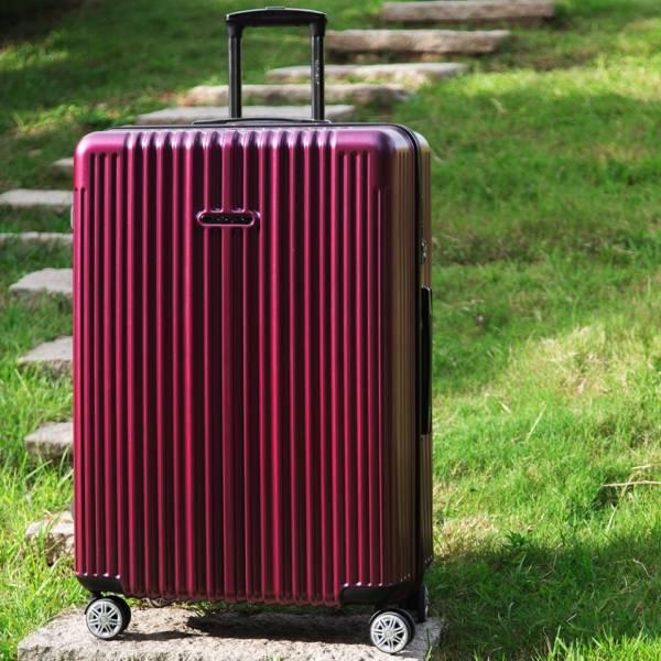 【NaSaDen納莎登】26吋新無憂髮絲紋行李箱|防刮拉鍊箱 NaSaDen,行李箱