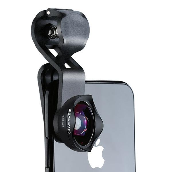 【Wider】三合一手機鏡頭(廣角+微距+魚眼)|手機類單眼拍照廣角鏡頭 手機類單眼鏡頭,Wider,廣角,微距,魚眼