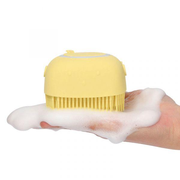 【日本TATAKO】沐浴洗澡刷(按摩舒緩/深度清潔/去除角質)