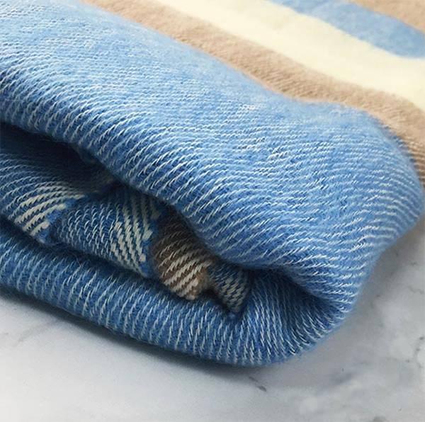 【限量】【尼泊爾空運來台】100%純手工氂牛圍巾 旅行必備,氂牛圍巾