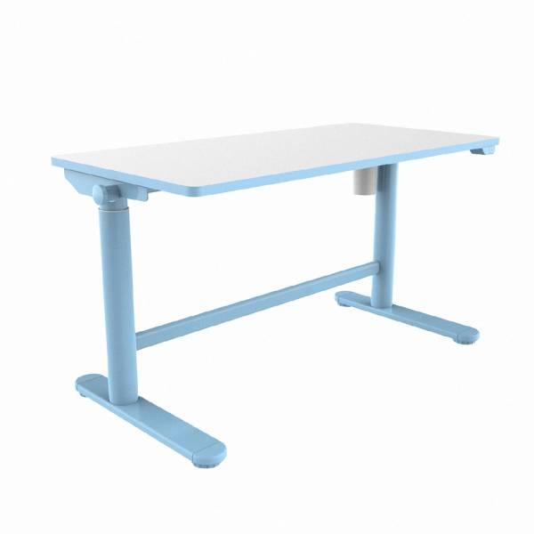 【樂歌Loctek】兒童成長桌|電動升降