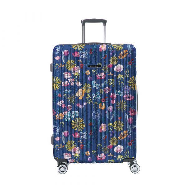 【NaSaDen納莎登】22吋行李箱(新無憂系列x波麗聯名限量)