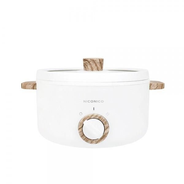 【NICONICO】1.5L日式陶瓷料理鍋 (NI-GP930)