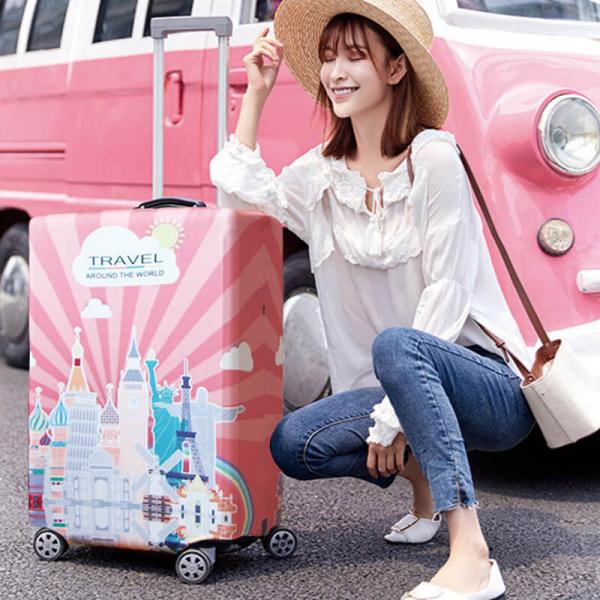 環球世界版行李箱保護套