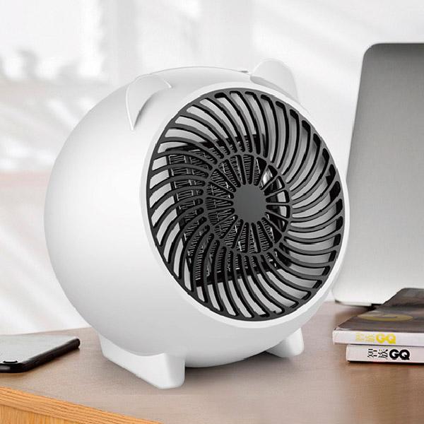 【NortnLeaF】桌上型暖氣機