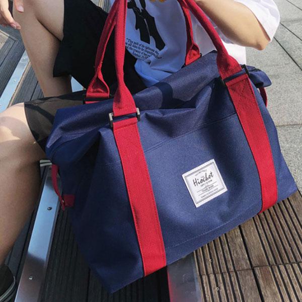 【韓版】拉桿行李袋
