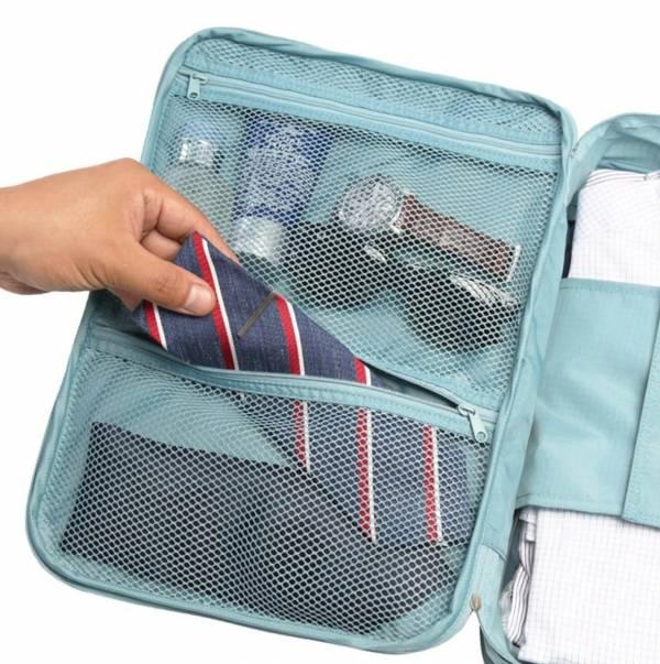 多功能襯衫領帶專用旅行收納整理包