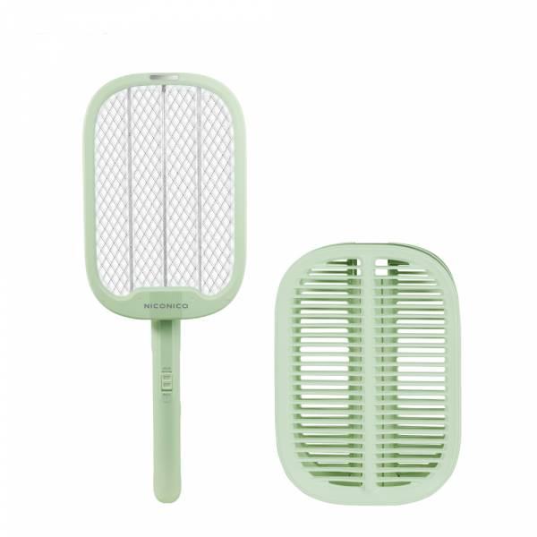 【NICONICO】高效電擊兩用捕蚊燈 (NI-EMS1005)