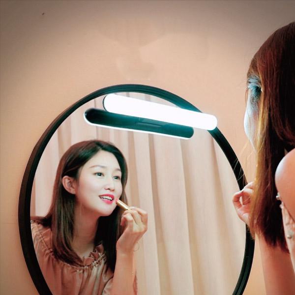 無線智能美妝鏡前 LED 燈