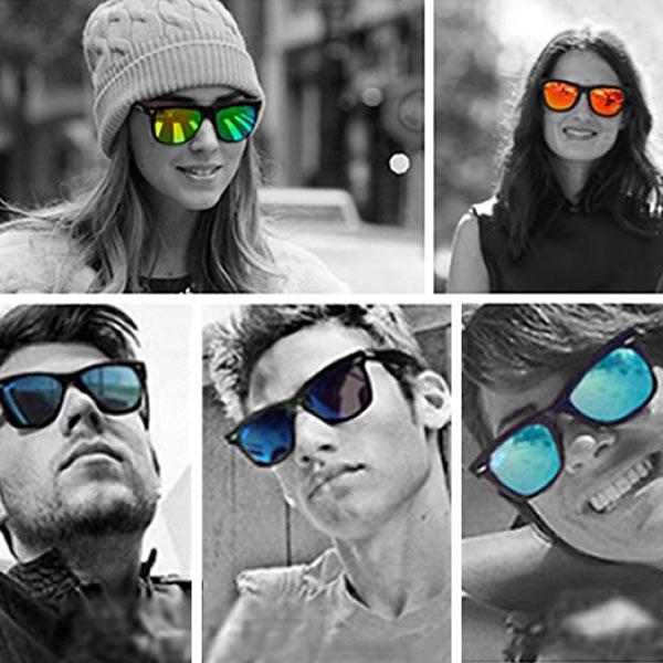 【週年慶限定】百變六合一太陽眼鏡↙限時7折 旅行必備,太陽眼鏡