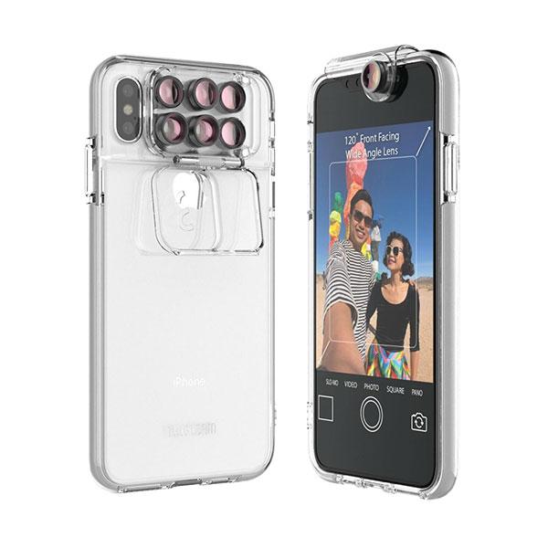 【ShiftCam 2.0】iPhone XS Max透明旅行攝影組|拍照神器組 ShiftCam,iPhone XS,旅行攝影